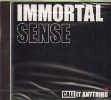 Immortal Sense(CD Album)Call It Anything--New
