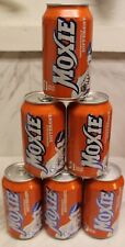 Moxie REGULAR Soda 6- 12 oz cans-FREE PRIORITY SHIPPING $14.99 Date 8-31-2020