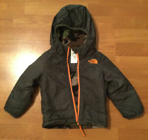 north face jacket 12-18 month