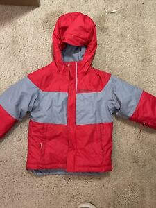 Columbia Omni Heat Winter Ski Jacket Kids Size XXS 4/5