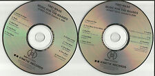 TIMO MAAS w/ MUSE Music for the Maases TST PRESS ADVNCE PROMO CD USA  2002