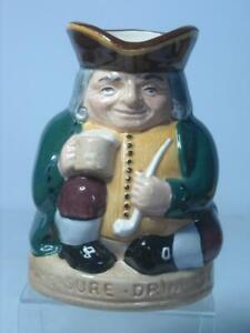 SMALL Royal Doulton HONEST MEASURE Character Toby Jug 7 Photos D6108