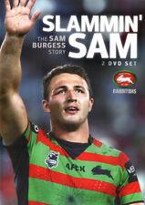 Slammin Sam: The Sam Burgess Story (Rabbitohs NRL) * NEW DVD *