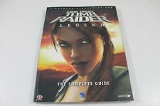 Tomb Raider Legend: The Complete Official Strategy Guide (2006, Paperback)