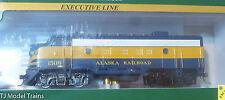 Bowser #24047 (Rd #1508) Alaska F-7A (Executive Line) Locomotive DCC w/Lok Sound