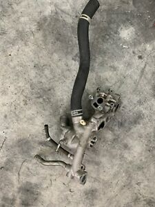 10 11 12 13 Acura MDX Thermostat Housing Water Passage OEM