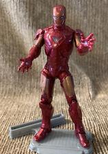 Iron Man Mark VI Hasbro Iron Man 2 Movie Series action figure marvel universe