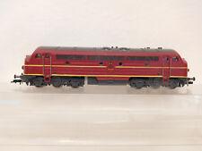 MES-60074Fleischmann H0 Diesellok DSB My 1108 mit 3-Licht-Spitzenlicht