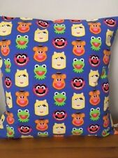 "/'Muppets/' 16"" X 16"" Cushion Cover 100/% Cotton Fabric"