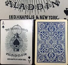 c1886 1st Edition American Poker Playing Cards 52/52 Historic Gorgeous 1001 Deck