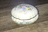 """VINTAGE HERITAGE HOUSE TRINKET MUSIC BOX, Melodies, """"Some Enchanted Evening"""""""