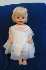 Vintage 1965 Deluxe Reading Baby Boo Doll