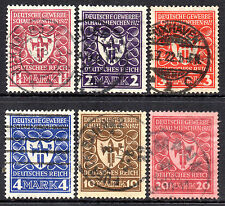 Historical Events Used German & Colonies Stamps