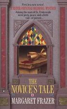 The Novice's Tale by Margaret Frazer (A Dame Frevisse Mystery #1)(1993 PB)DD2249