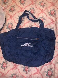 BORSA AIR FRANCE COLLEZIONE IMPERMEABILE BLU NAVY