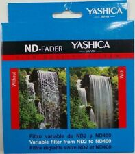 Yashica 82mm Variable ND ND2 to ND400 Filter - VINTAGE