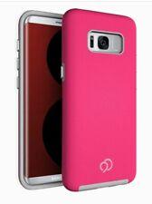 Nimbus 9 Latitude Series Hot Pink Phone Case Samsung Galaxy S8plus NEW