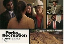 2013 PRESS PASS PARKS AND RECREATION SET 90 CARD COMPLETE SEASONS 1-3