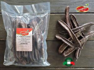 Carrube secche intere ITALIANE 1kg
