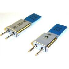 27mhz AM Crystal Set 27 mhz 27.255 TX & RX Blue Ch 12
