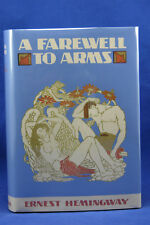 A FAREWELL TO ARMS Ernest Hemingway First Edition, 5th Print, 1929