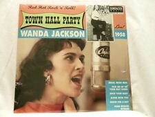 "WANDA JACKSON Town Hall Party Live 1958 Sundazed SEALED NEW 10"" LP"