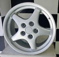 16' 5/114.3 MELBER GG7 ALLOY MAG WHEELS FIT CARS WITH 5/114.3 PCD