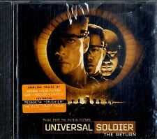 UNIVERSAL SOLDIER The Return OST CD NEW SEALED