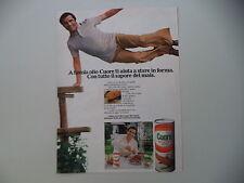 advertising Pubblicità 1979 OLIO CUORE