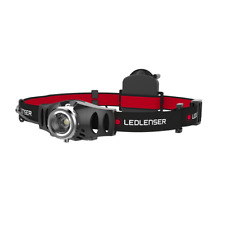 LED LENSER H3.2 3 LED HEAD LAP HEADTORCH DIMMER SWITCH FIXED FOCUS COMFORT STRAP