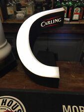 More details for vintage carling font/pump/ man cave, garden bar, pub shed