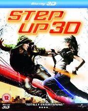Step up 3 3d Edition Blu-ray 3d 2010 Region B