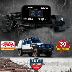 Toyota Landcruiser 76 78 79 Series 09-21 iDrive Black EVC Throttle Controller