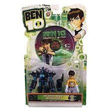 Ben 10 Double Figure Pack: Galactic Ben and Retaliator