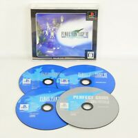FINAL FANTASY VII 7 INTERNATIONAL UH No Instruction Playstation For JP System p1