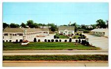 1960s Hightstown Motel, Hightstown, NJ Postcard