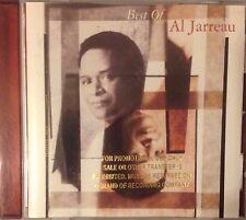 Rare 1996 Promotional CD Best Of Al Jarreau (LIKE-NEW) NEAR-MINT    #N2