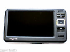 Creative ZEN Vision W 120gb Video/FM/MP3/CF PMC-HD0004