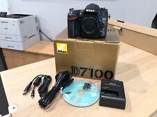 Nikon D7100 24.1 MP Digital SLR Camera - Black Body Only