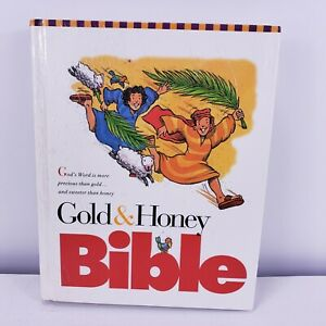 Children Gold and Honey Bible 3-8 age