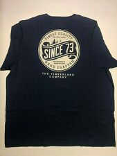 Timberland Men's T-shirt, Sz-XL,XXL , Colour- Blue