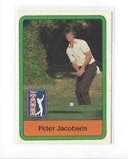 1981 Donruss #26 Peter Jacobsen RC Rookie