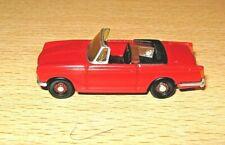 EFE TRIUMPH VITESSE Car Model VGC 1/76 Scale