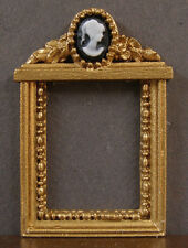 "HALF  SCALE ~ 1/2""  scale ~  EMPTY  FRAME ~ Dollhouse ~ 1:24  or 1:12 scale"