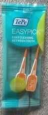 TePe 200 EasyPick 2er verpackt, orange, XS/S, in Schmuckbox !!!!