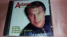 adamo-cd chantè en espagnol (neuf)-voir photos