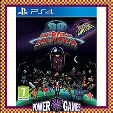 88 Heroes PS4 (Sony PlayStation 4) Brand New