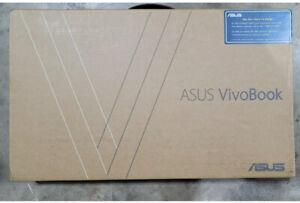 ASUS VivoBook 14″, 256GB SSD, Intel AMD Ryzen 3, Windows 10, Brand New Sealed