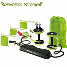 Revoflex Home Total-Body Fitness Gym Xtreme Abs Trainer Resistance Exercise
