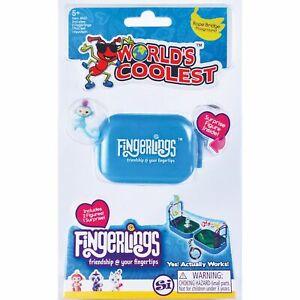 Fingerlings Monkey Toy Rope Bridge With Surprise Figure Children's Playset